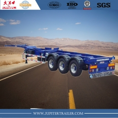 40foot Skeleton chứa Trailer