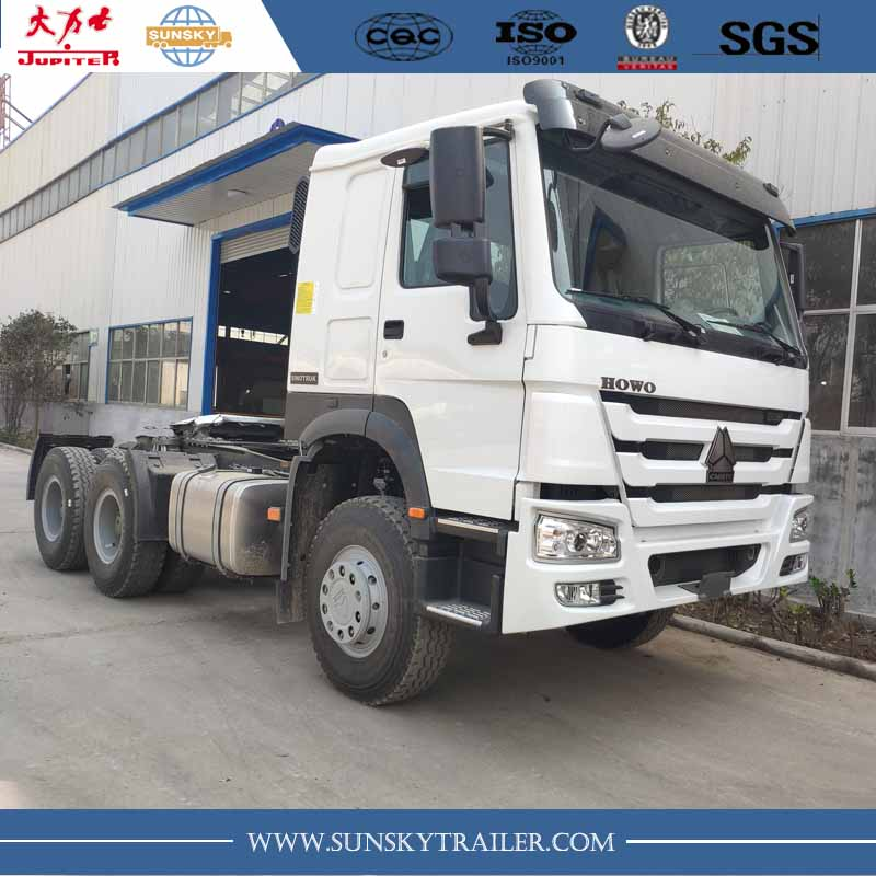 HOWO TRACTOR TRUCK FACTORY