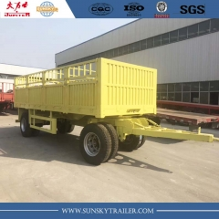 Trailer Dropside Drawbar